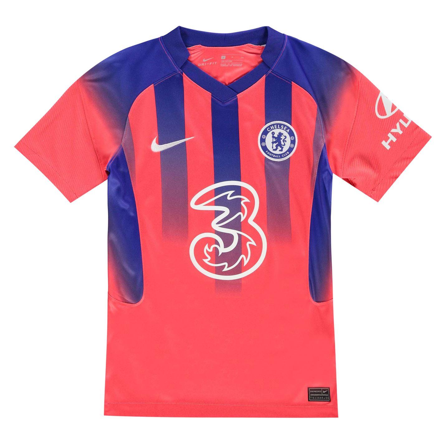 Nike Chelsea Mason Mount Third Shirt 2020 2021 Junior - ELITOO