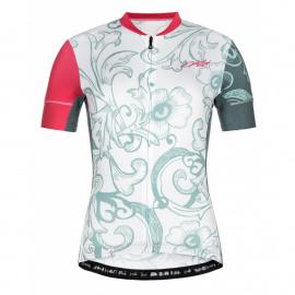Women's cycling jersey Oreti-w light blue - Kilpi