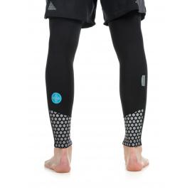 Leg warmers Unno legs black - Kilpi