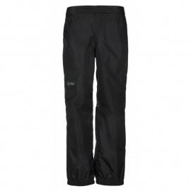 Children's outdoor pants Keri-j black - Kilpi